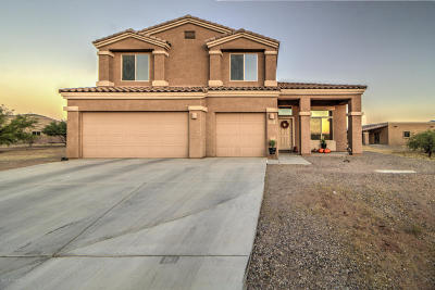 Sahuarita Single Family Home For Sale: 3382 E Broadwater Way