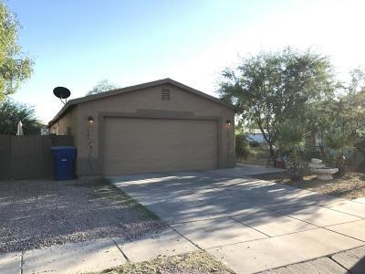Single Family Home For Sale: 1358 E Milton Road