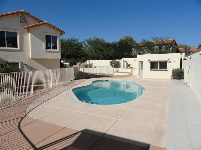 Single Family Home For Sale: 3676 N Sabino Creek Place