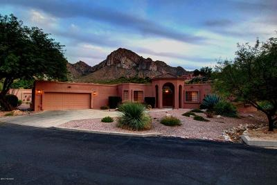 Oro Valley Single Family Home For Sale: 10185 N Carristo Drive