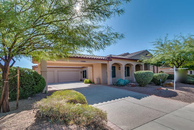 Marana Single Family Home Active Contingent: 12998 N Ocotillo Point Place