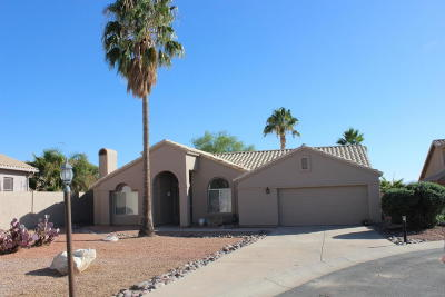 Oro Valley Single Family Home For Sale: 1857 W Wimbledon Way