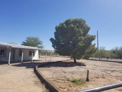 Marana Single Family Home For Sale: 10400 N Flintlock Road