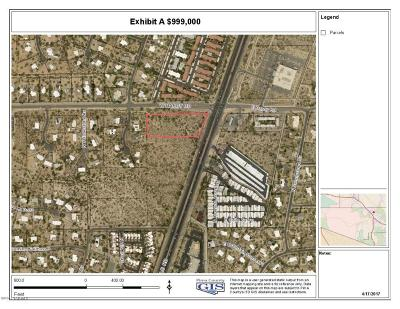 Tucson Residential Lots & Land For Sale: 8702 N Oracle Road