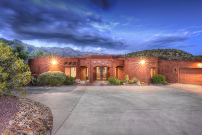Single Family Home For Sale: 5328 N Ventana Overlook Place