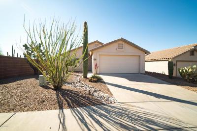 Marana Single Family Home For Sale: 5421 W White Dove Road