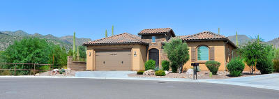 Marana Single Family Home Active Contingent: 6525 Grandview Trail