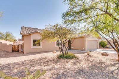 Marana Single Family Home For Sale: 12856 N Suizo Court