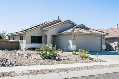 Marana Single Family Home For Sale: 5563 W Guild Springs Street