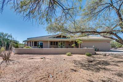 Green Valley Single Family Home For Sale: 891 W Placita De La Cotonia