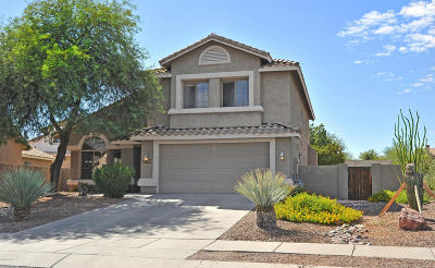 Oro Valley Single Family Home For Sale: 12793 N Lantern Way