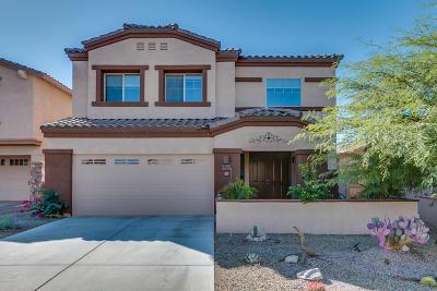 Oro Valley Single Family Home Active Contingent: 1257 W Cherasco Way