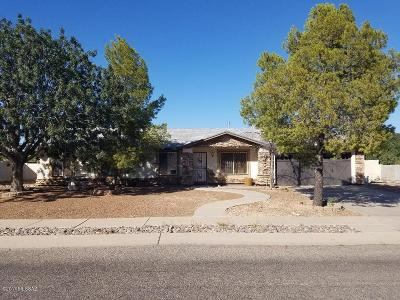 Single Family Home For Sale: 3000 W Partridge