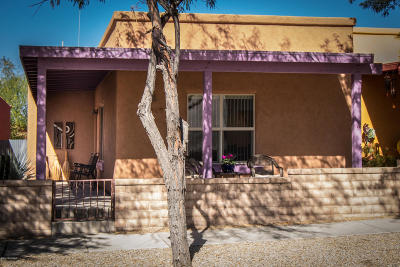 Tucson Single Family Home For Sale: 10547 E Seven Generations Way
