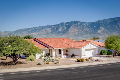 Oro Valley Single Family Home Active Contingent: 14750 N Summerstar Boulevard