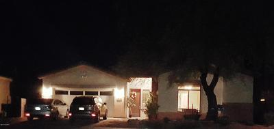 Marana Single Family Home Active Contingent: 13271 N High Hawk Drive