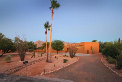 Single Family Home For Sale: 7030 N Giaconda Way
