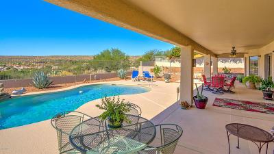 Saddlebrooke Single Family Home For Sale: 37194 S Highland Ridge Drive