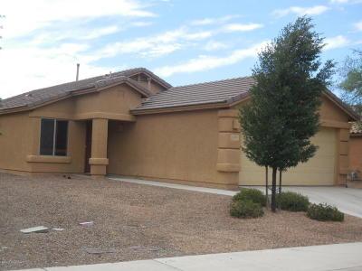 Marana Single Family Home For Sale: 12819 N Pocatella Drive