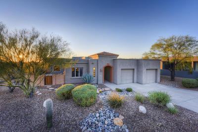Oro Valley Single Family Home Active Contingent: 12477 N Piping Rock Road