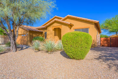 Tucson AZ Single Family Home For Sale: $284,000