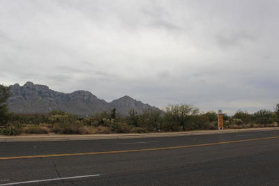 Pima County Residential Lots & Land For Sale: XX Vistoso Commerce Loop
