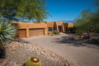 Oro Valley Single Family Home For Sale: 12516 N Copper Spring Trail