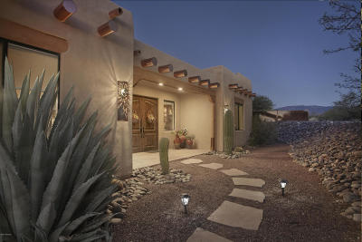 Tucson Single Family Home For Sale: 3030 N Soldier Trail