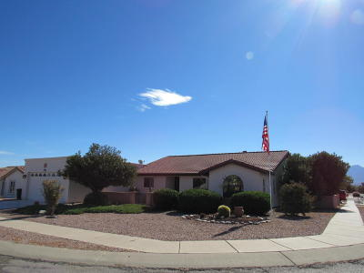 Green Valley  Single Family Home For Sale: 121 W Calle Frambuesa