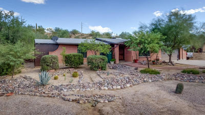 Single Family Home For Sale: 1441 W Rancho Feliz Place
