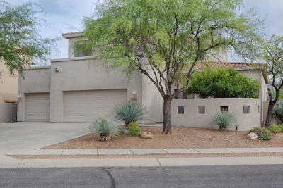 Oro Valley Single Family Home For Sale: 13282 N Regulation Drive