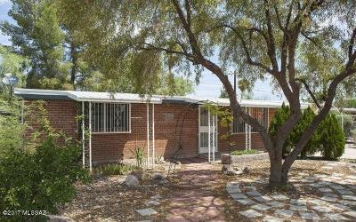Tucson Single Family Home For Sale: 4733 E 25th Street