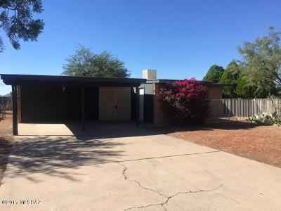 Tucson Single Family Home For Sale: 7045 N Camino De La Tierra Boulevard