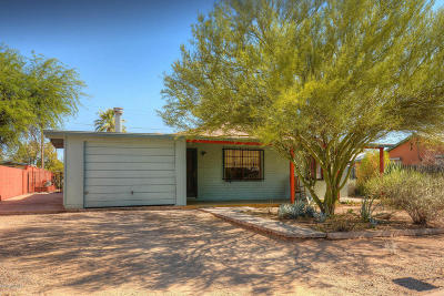 Tucson Residential Income For Sale: 1032 E King Street