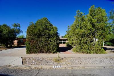 Tucson Single Family Home For Sale: 3007 E Eastland Street