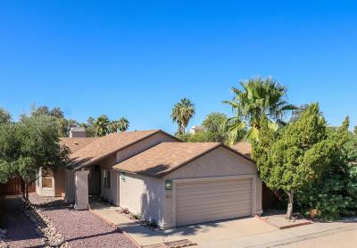 Tucson Single Family Home For Sale: 4669 N Sardis Way