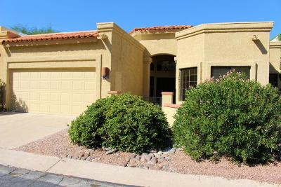 Oro Valley Townhouse For Sale: 1242 E Camino Diestro