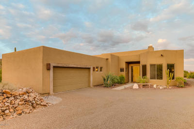 Tucson Single Family Home For Sale: 3296 W Bird Haven Place
