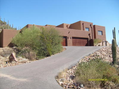 Pima County Single Family Home For Sale: 3700 N Avenida Dos Vistas