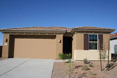 Tucson Single Family Home For Sale: 39496 S Old Arena Drive