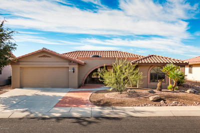 Oro Valley Single Family Home For Sale: 986 E Coachwood Drive