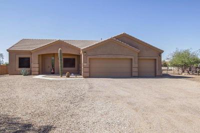 Marana Single Family Home For Sale: 10259 N Tall Cotton Drive