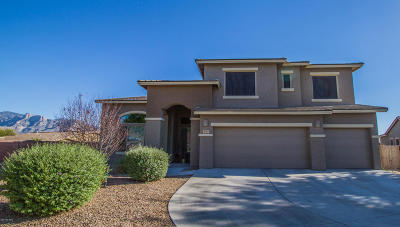 Oro Valley Single Family Home Active Contingent: 1531 W Soft Breeze Court