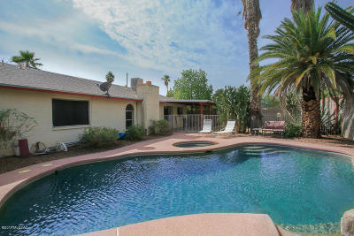 Tucson Single Family Home For Sale: 4064 W Azalea