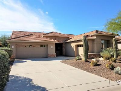 Tucson Single Family Home For Sale: 63153 E Flower Ridge Drive