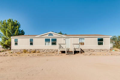 Pima County Manufactured Home For Sale: 11246 W Anthony Drive