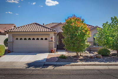 Continental Ranch Sunflower Single Family Home For Sale: 7687 W Cathedral Canyon Drive