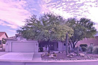 Saddlebrooke Single Family Home For Sale: 37213 S Desert Sun Drive