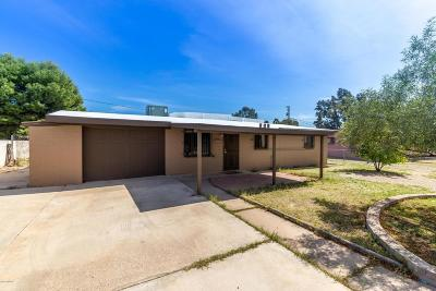 Pima County Single Family Home Active Contingent: 815 S Columbus Boulevard