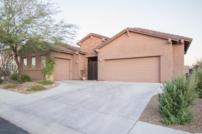 Marana Single Family Home For Sale: 12364 N Meditation Drive